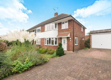 Thumbnail 3 bed semi-detached house for sale in Wavell Road, Maidenhead