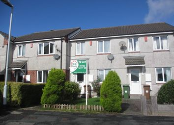 Thumbnail 2 bed terraced house to rent in Howard Close, Kings Tamerton, Plymouth, Devon