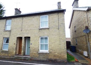 Thumbnail 2 bed cottage for sale in Popes Lane, Warboys, Huntingdon