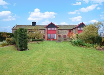 Thumbnail 4 bed barn conversion for sale in Duffs Hill, Glemsford, Sudbury