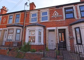 Thumbnail 3 bed terraced house for sale in Lincoln Road, Reading