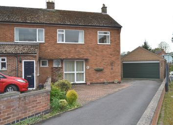 Thumbnail 3 bed semi-detached house for sale in Garendon Close, Shepshed, Leicestershire