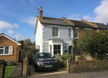 Thumbnail 4 bed terraced house for sale in Limes Road, Egham