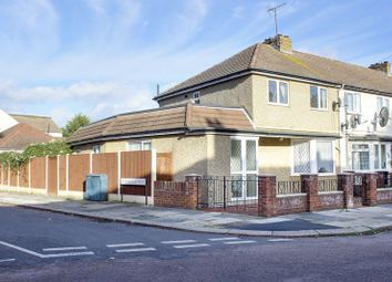Thumbnail 3 bed end terrace house for sale in Beaconsfield Road, Enfield