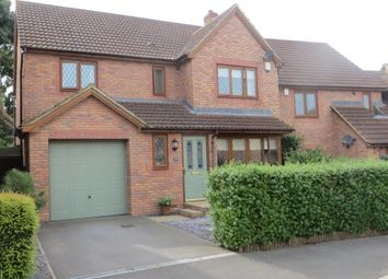 Thumbnail 4 bed detached house for sale in Buttercup Crescent, Wick St. Lawrence, Weston Super Mare