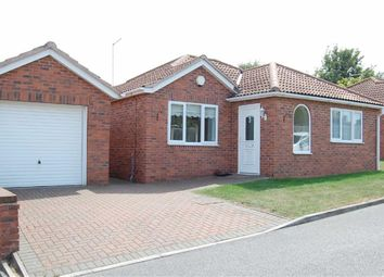 Thumbnail 2 bed detached bungalow to rent in James Close, Ollerton, Newark