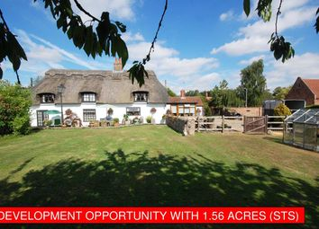 Thumbnail 3 bed cottage for sale in Northgate Lane, Grimoldby, Louth