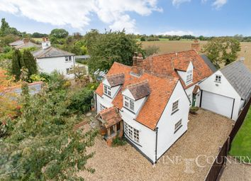 Thumbnail 3 bedroom detached house for sale in East End Road, Bradwell-On-Sea, Southminster