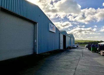 Thumbnail Commercial property for sale in Unit 4, Units 4A, 4B & 4E, Pennygillam Industrial Estate, Quarry Crescent, Launceston, Cornwall
