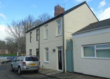Thumbnail 2 bed end terrace house for sale in Little Dock Street, Penarth