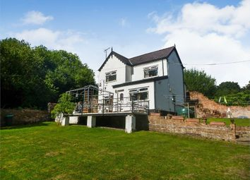 Thumbnail 3 bed detached house for sale in Mold Road, Cefn-Y-Bedd, Wrexham