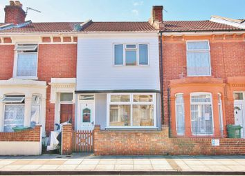Thumbnail 2 bedroom terraced house for sale in Eastfield Road, Southsea