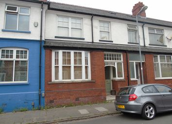 Thumbnail 3 bed terraced house for sale in Windway Road, Cardiff
