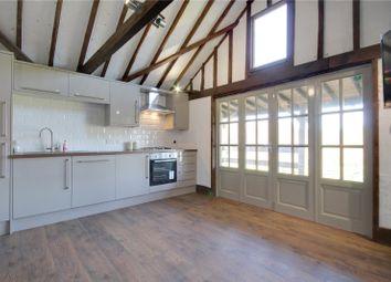 Thumbnail 2 bed detached bungalow to rent in Redlands Farm, Lyne Lane, Virginia Water, Surrey