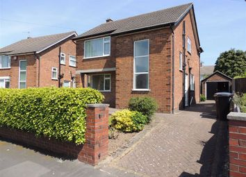 Thumbnail 3 bedroom detached house to rent in Avondale Avenue, Hazel Grove, Stockport