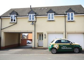 Thumbnail 2 bed detached house to rent in Cloatley Crescent, Royal Wootton Bassett
