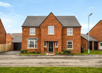 Thumbnail 4 bed detached house for sale in Badger Lane, Long Itchington, Southam, Warwickshire