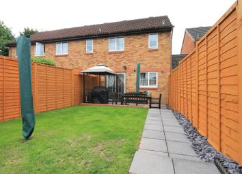 Thumbnail 2 bed end terrace house for sale in Chichester Close, Hereford