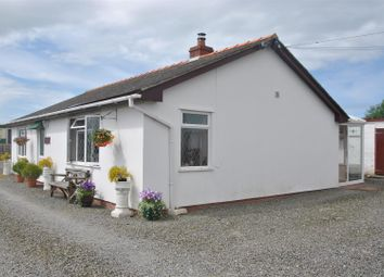 Thumbnail 2 bed detached bungalow for sale in Ynyslas, Borth
