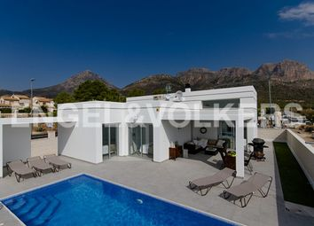 Thumbnail 3 bed chalet for sale in Polop, Alicante, Valencia, Spain