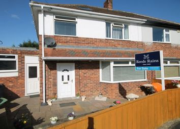 Thumbnail 3 bed semi-detached house for sale in Greens Beck Road, Stockton-On-Tees