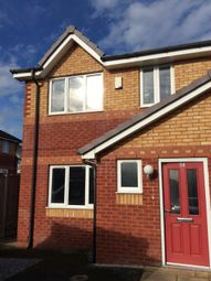 Thumbnail 3 bed semi-detached house to rent in Wellington Street, Shotton, Deeside