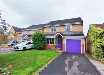 Thumbnail 3 bed detached house for sale in Petrel Close, Stockport, Stockport