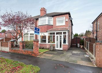 Thumbnail 3 bed semi-detached house for sale in Olive Road, Timperley, Altrincham