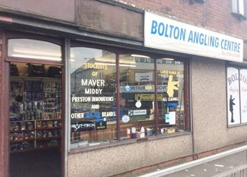 Thumbnail Retail premises for sale in 185 St. Helens Road, Bolton