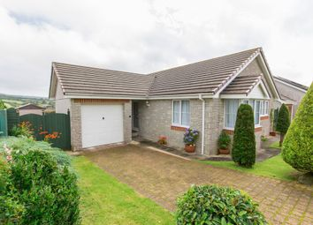 Thumbnail 2 bed detached bungalow for sale in Highview Close, Tremar, Liskeard
