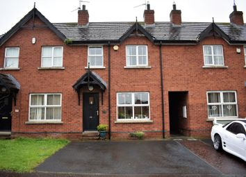 Thumbnail 3 bed town house for sale in Carnreagh, Craigavon