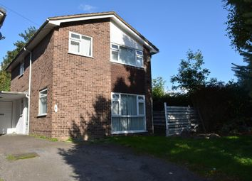 Thumbnail 4 bed detached house for sale in Sitwell Walk, Evington, Leicester