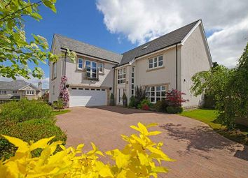 Thumbnail 5 bedroom detached house for sale in Caol Court, Thortonhall