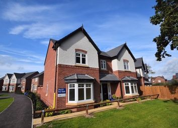 Thumbnail 4 bed detached house for sale in Hackwood Park, Starflower Way, Mickleover