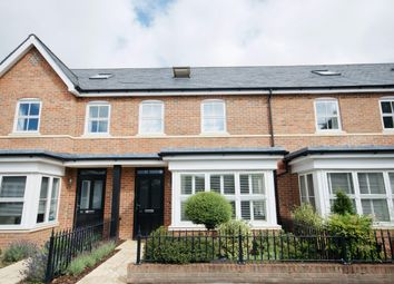 Thumbnail 3 bed terraced house for sale in Station Road, Marlow