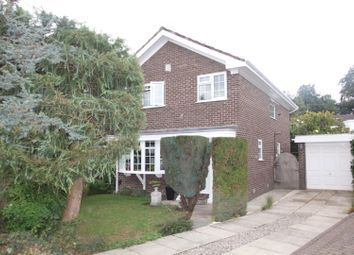 Thumbnail 4 bed detached house for sale in Links Rise, Urmston, Manchester