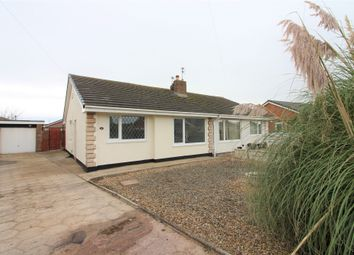 Thumbnail 2 bed bungalow for sale in Inglewood Close, Fleetwood