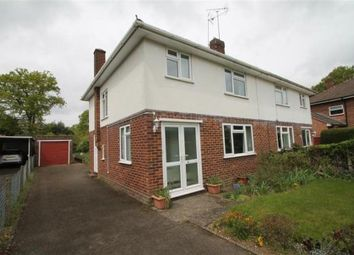 Thumbnail 3 bedroom semi-detached house to rent in Stanton Close, Earley, Reading