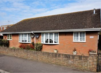 Thumbnail 2 bed bungalow for sale in Northwood Road, Tankerton, Whitstable