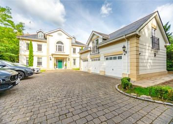 Thumbnail 8 bed detached house to rent in Friary Road, Ascot, Berkshire