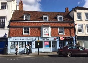 Thumbnail Retail premises to let in 50A Northbrook Street, Newbury, Berkshire