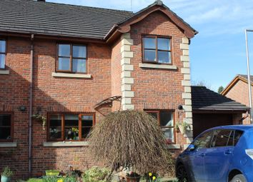 Thumbnail 3 bed mews house to rent in Rosewood Gardens, Gatley, Cheadle
