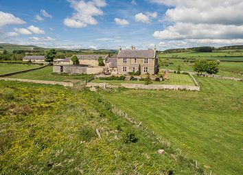 Thumbnail 4 bed detached house for sale in Burnfoot House, Netherton, Rothbury, Northumberland