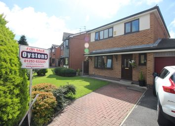 Thumbnail 3 bedroom detached house for sale in Askrigg Close, Blackpool