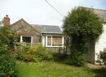 Thumbnail 3 bed cottage for sale in Nyth Y Dryw, Heol Crwys, Trefin, Haverfordwest, Pembrokeshire