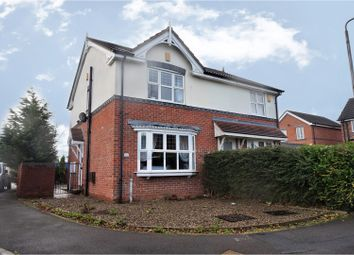 Thumbnail 3 bed semi-detached house for sale in Chepstow Drive, Leeds