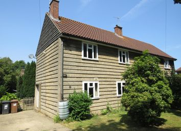 Thumbnail 3 bed semi-detached house to rent in Park Avenue, North Walsham