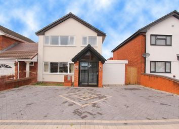 Thumbnail 3 bed detached house to rent in Bude Road, Walsall