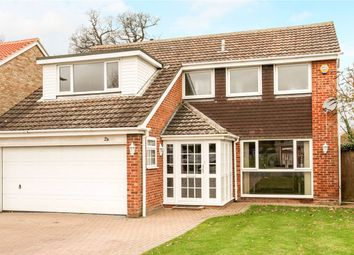 Thumbnail 4 bed detached house for sale in Ruddlesway, Windsor, Berkshire