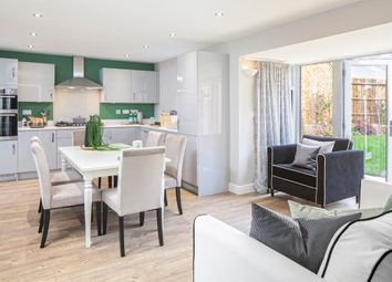 """Thumbnail 4 bedroom detached house for sale in """"Chelworth"""" at St. Brides Road, Wick, Cowbridge"""